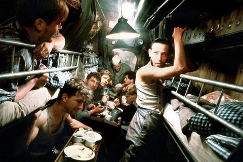 Esta es, de largo, la sala más espaciosa del submarino.
