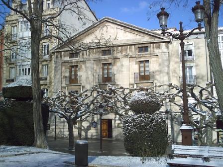Consulado del mar de Burgos. Extraída de: Wikiburgos
