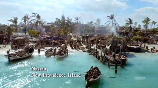 Nassau, isla de Nueva Providencia.