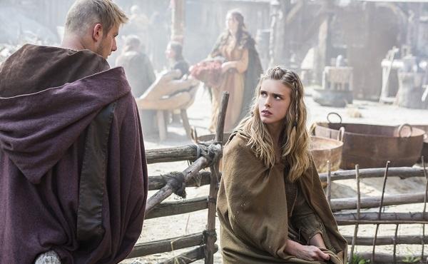 Si ya se nos presentó a una esclava nórdica como Thorun...¿porqué un mercader oriental?